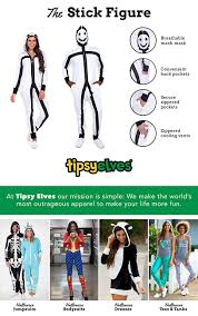 Halloween Stick Person Costume Amazon Men U0027s Stick Figure Costume Halloween Stick Man