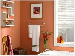 best color for bathroom walls