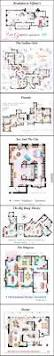 popular floor plans floor plans of popular tv and film homes 9gag