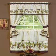 Valances Window Treatments by Kitchen Kitchen Window Valances Intended For Lovely Diy Kitchen