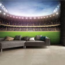 football stadium wall murals home design football stadium wall murals design