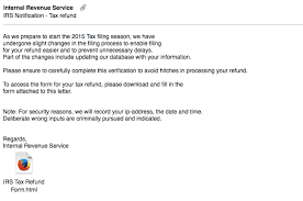 scammers sending fake irs phishing emails cbs news