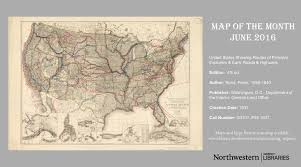 Large Map Of United States by Map Of The Month Archive Map U0026 Large Format Document Scanning