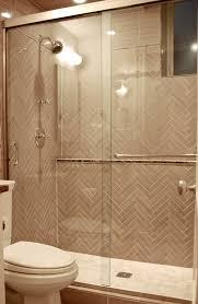 How To Install Sliding Shower Doors Sliding Shower Door Installation On Home Interior Design