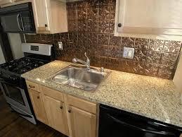 Pressed Tin Backsplash  Great Home Decor Bring In The Classy - Punched tin backsplash