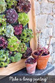 How To Make A Succulent Planter Diy Succulent Wall Planters Empress Of Dirt