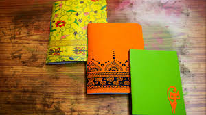How To Make Handmade Decorative Items For Home How To Make A Handmade Book Diy Paper Crafts Youtube