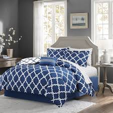 Washer Capacity For Queen Size Comforter Navy Blue Fretwork Comforter Set Queen Size