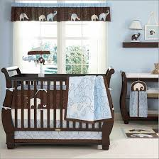 Mini Crib Bedding Set Boys Mini Cribs Small Space Miniature Apartment Wrought Iron Diy