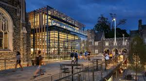 Best Architecture Firms In The World The 9 Best New University Buildings Around The World