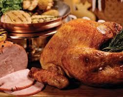a thanksgiving dinner in monterey