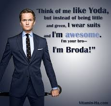 Suit Meme - ten most awesome barney stinson quotes