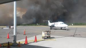 Wildfire Quesnel by Wildfire Grounds Planes At Williams Lake Airport My Cariboo Now