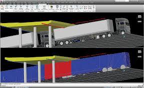 autoturn pro 3d vehicle swept path analysis and turn simulation