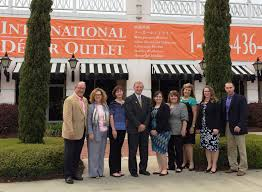 Home Decor Outlet International Décor Outlet Eyes The Darien Outlet Mall Mcintosh