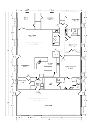 Pole Barn Style House Floor Plans 30 Barndominium Floor Plans For Barn House Floor Plans Nz