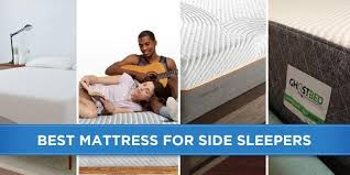 Sleep Number Bed For Single Person 5 Best Mattresses For Side Sleepers Reviews