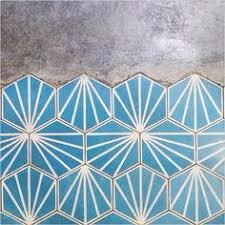 Hexagon Tile Bathroom Floor by W U0026d Home Tile Tile Tile Wit Delight Bohemian Cement