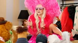 gaga and the muppets memorable thanksgiving rolling