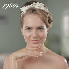 hairstyle for 50 yr old women wedding over 50 years of wedding hairstyles in two minutes