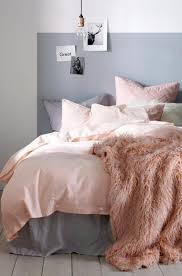 home accessory pink fluffy blanket bedroom bedding decor