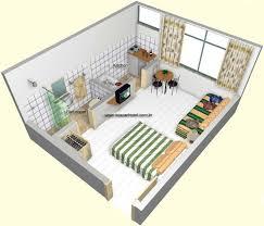 studio flat floor plan google image result for http www rioapartment com br img ap38fsa3d