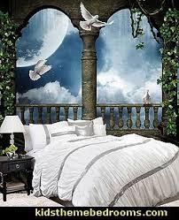 Glitter Bedding Sets Angelic Angels Girls Bedroom Decorating Greek Roman Mythology