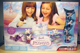 barbie magic pegasus board game boardgamegeek