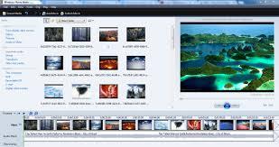 membuat video aplikasi membuat slide video dengan windows movie maker