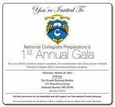 Annual Dinner Invitation Card Wording Fundraiser And Charity Invitation Ideas To Inspire You Emuroom