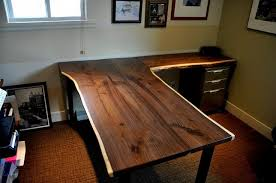 Wood Desk Ideas Popular Of Wood Desk Ideas Attractive Wood Desk Ideas Marvelous
