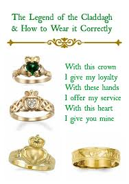 claddagh ring story how to choose a claddagh ring and what it means the socialite s