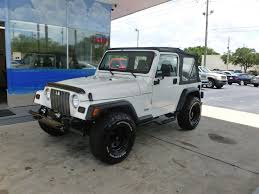 97 jeep wrangler se 1997 jeep wrangler se for sale 108 used cars from 2 994