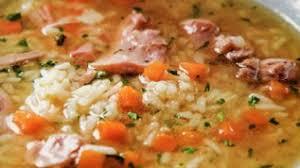 recette cap cuisine canja le potage du cap vert