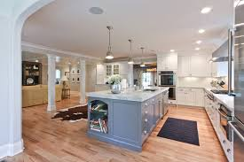 animal skin rugs in kitchen traditional with magnetic gray next to