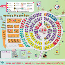 New Mexico Zip Code Map by Williams Arizona Campground Williams Exit 167 Circle Pines Koa