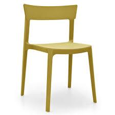 Outdoor Modern Dining Chair Calligaris Skin Outdoor Dining Chair Modern Chair