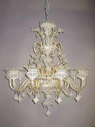 Handmade Chandeliers Lighting Modern Masters Part Ii Murano Glass Chandeliers By La Fucina Del