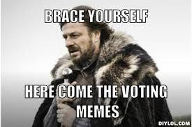 I Voted Meme - vote memes bing images political memes pinterest memes