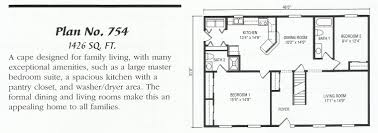 Cape Floor Plans by Modular Homes Affordably Priced Llc Mhaphomes Com