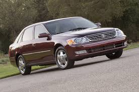 toyota avalon models 2003 toyota avalon reviews and rating motor trend