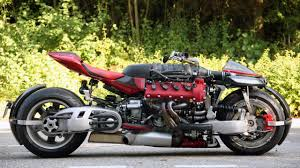 bentley motorcycle video would you ride this mad maserati engined motorbike top gear