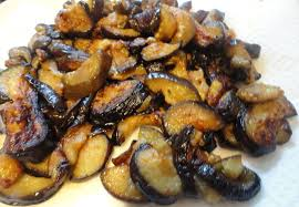 cuisiner aubergine a la poele aubergine a la gallery of aubergines grilles la plancha with
