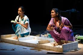 national theatre live behind the beautiful forevers film review