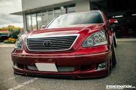 lexus by toyota a closer look at aimgain japan the celsior stancenation