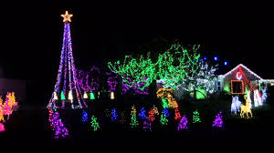 Christmas House Light Show by 2015 House Christmas Light Show Lakewood Wa Youtube