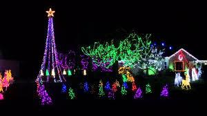 Christmas House Light Show by 2015 House Christmas Light Show Lakewood Wa Youtube