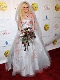 Ghost Bride Halloween Costume Zombie Bride Groom Style Zombie Bride