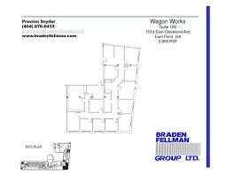 lease office space in wagon works on 1514 cleveland ave in east
