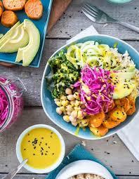 comment cuisiner des mange tout buddha bowl frais et coloré il est parfait le repas repas et